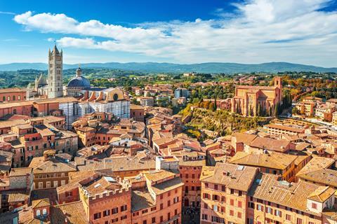 Sfeerimpressie 8-daagse fly-drive Authentiek Toscane