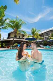 Le Palmiste Resort & Spa Mauritius Noordkust Trou Aux Biches sfeerfoto 3