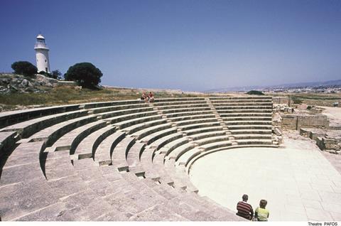 8-daagse excursiereis Het Cyprus van Aphrodite