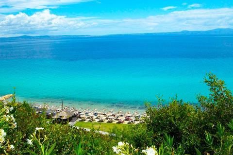 Blue Bay Griekenland Chalkidiki Afitos sfeerfoto 3