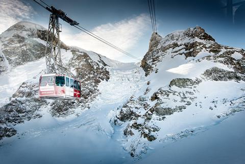 Super skivakantie Matterdal ⛷️Butterfly