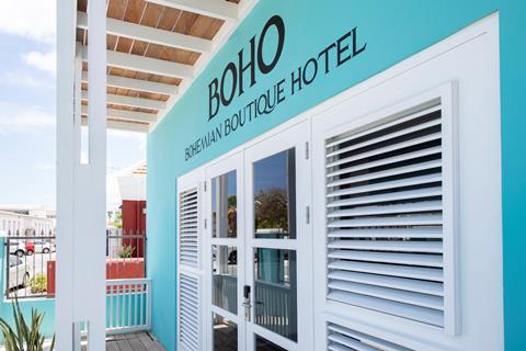 Boho Bohemian Boutique Curaçao Curaçao Willemstad sfeerfoto 1