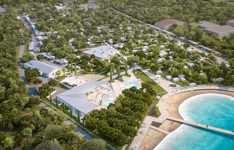 Korting autovakantie Noord Dalmatië 🚗️Premium Camping Zadar
