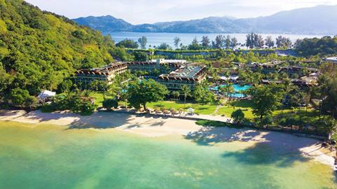 Phuket Marriott Resort Spa