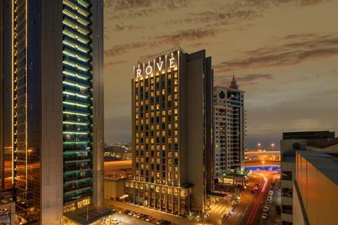 Rove Dubai Marina Formule 1
