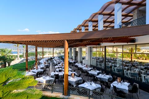 Grand Hotel Resort Griekenland Kreta Chersonissos sfeerfoto 2