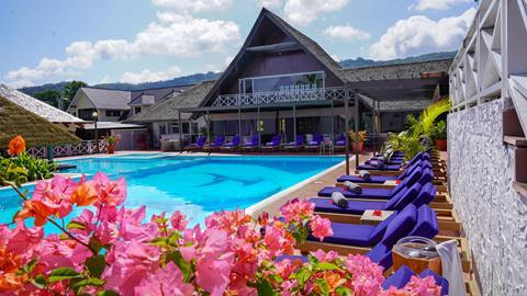 La Digue Island Lodge Seychellen La Digue La Digue sfeerfoto 1