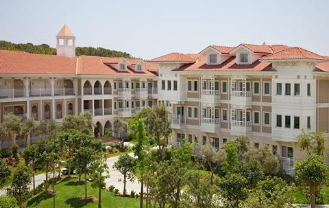 Ali Bey Resort Turkije Turkse Rivièra Side sfeerfoto 2