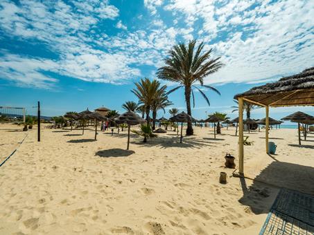 Le Paradis Palace Tunesië Golf van Hammamet Hammamet sfeerfoto 2