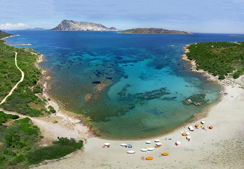 Resort Grande Baia Italië Sardinië San Teodoro sfeerfoto 4