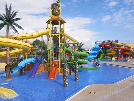 Albir Garden Resort & Aquapark Spanje Costa Blanca Albir sfeerfoto 4