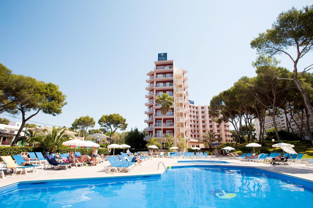 Hotel Playa de Palma Mallorca - Pabisa Sofia