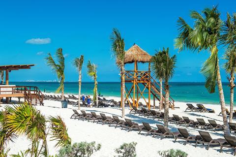Royalton Riviera Cancun Mexico Yucatan Rivièra Maya sfeerfoto 3