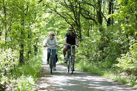 7-daagse fietsreis Elfstedentocht