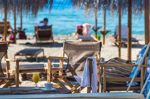 Pelagos Residence Griekenland Samos Kambos sfeerfoto 3