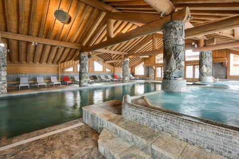 Wintersport Residence CGH Les Cimes Blanches in La Rosière (Franse Alpen, Frankrijk)