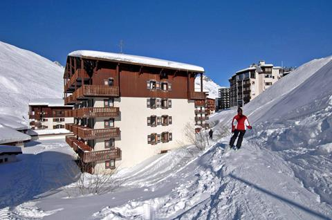 Wintersport Le Chalet Alpina in Tignes-Val Claret (Espace Killy, Frankrijk)