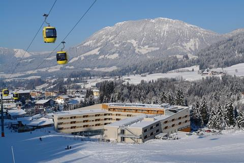 Alpine Resort Doischberg SKG