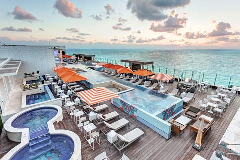 Royalton CHIC Suites Cancun Resort & Spa Mexico Yucatan Cancun sfeerfoto 2