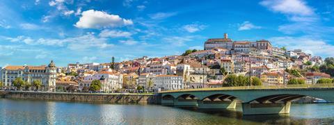 8-dg fietsreis door het groene hart van Portugal