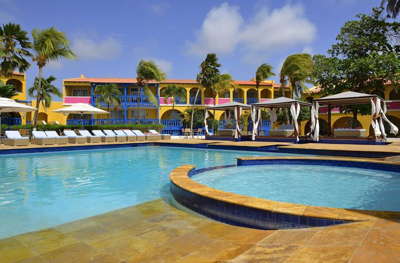 Divi Flamingo Beach Resort Hotel Artementen Kralendijk Bonaire Tui