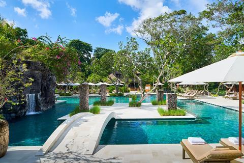Hyatt Regency Bali Indonesië Bali Sanur sfeerfoto 3
