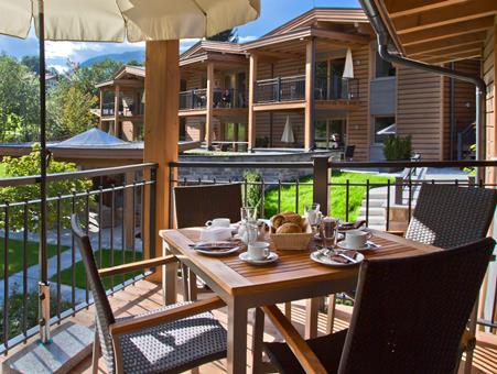 Resort Tirol am Wildenbach