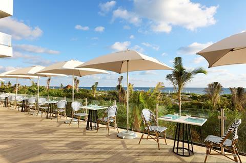 TRS Coral Hotel Mexico Yucatan Costa Mujeres sfeerfoto 4