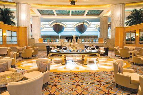 Goedkope zonvakantie Dubai - Grand Hyatt Dubai
