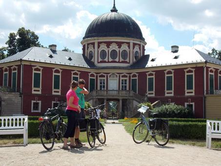 8-daagse fietsreis Praag - Dresden