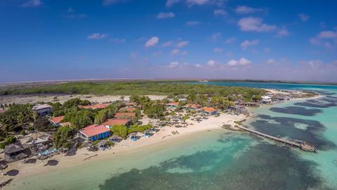 Sorobon Beach & Wellness Resort Bonaire Bonaire Lac Bay sfeerfoto 4