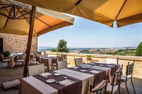 TUI BLUE Il Castelfalfi Italië Toscane Montaione sfeerfoto 4