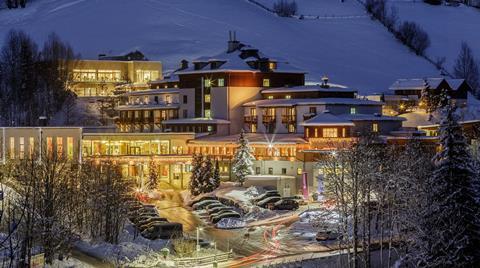 Goedkope wintersport Salzburger Sportwelt Amadé ⛷️Sporthotel Wagrain