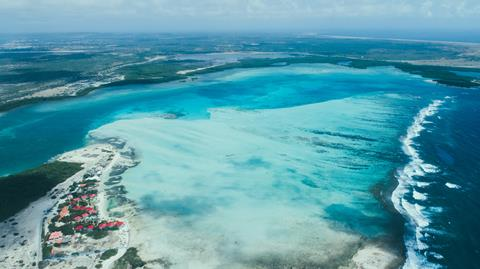 Sorobon Beach & Wellness Resort Bonaire Bonaire Lac Bay sfeerfoto 1