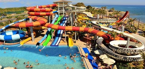 Long Beach Resort & Spa Turkije Turkse Rivièra Alanya sfeerfoto 3