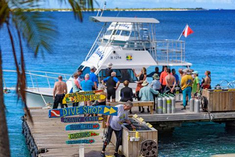 Buddy Dive Resort Bonaire Bonaire Kralendijk sfeerfoto 1