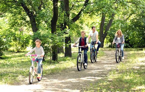 8-daagse fietsvakantie Twente met kinderen