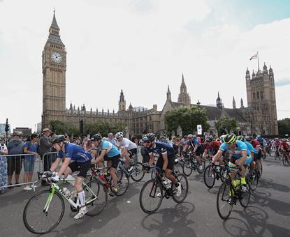 MOXY London Stratford - Wielrennen