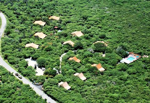 Flamingo Park Curaçao Curaçao Sint Willibrordus sfeerfoto 1