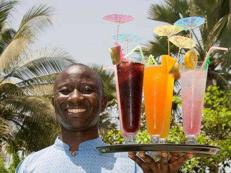Kairaba Beach Hotel Gambia West Gambia Kololi sfeerfoto 4