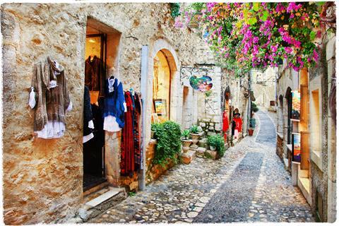 9 daagse busreis Cultureel Cote d'Azur
