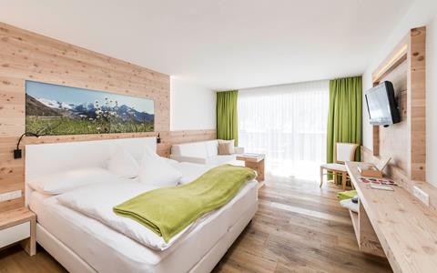 Korting skivakantie Dolomieten ⛷️Paradies Pure Mountain Resort