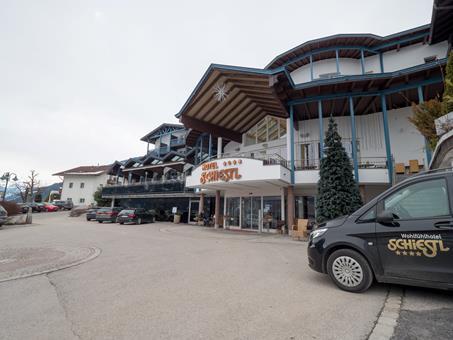 Meer info over Wohlfuhlhotel Schiestl  bij Tui