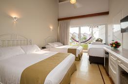Hangmat Voor Op Balkon.Las Americas Casa Del Playa Hotel Cartagena Colombia Tui