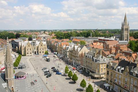 Goedkope autovakantie West Vlaanderen 🚗️Albion Hotel Ypres