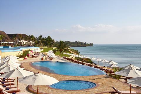 Seacliff Resort & Spa Tanzania Zanzibar Mangapwani sfeerfoto 4