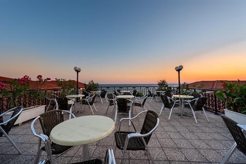 Porto Iliessa Griekenland Zakynthos Argassi sfeerfoto 2