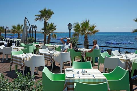 Last minute vakantie West Cyprus 🏝️Kefalos Beach Village