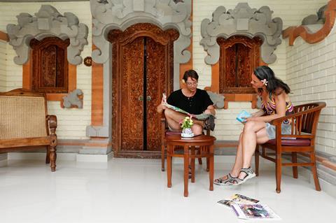 Vila Shanti Indonesië Bali Sanur sfeerfoto 3