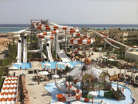 Sfeerimpressie SPLASHWORLD Coral Sea Waterworld
